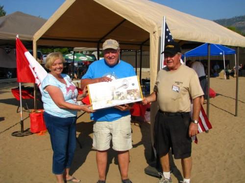 Garrett Ace 250 Winner - Clay Soliday
